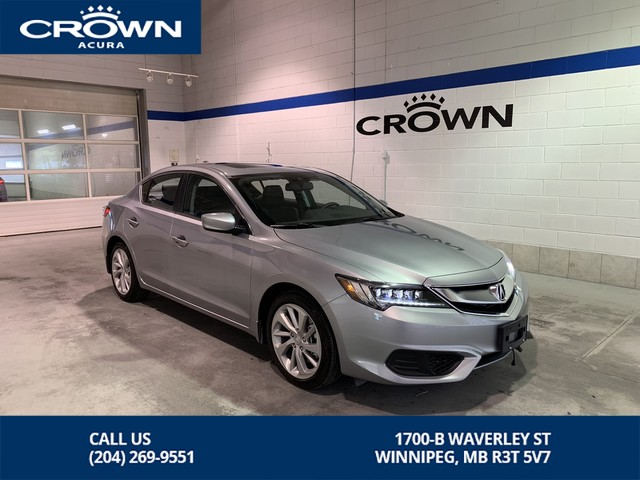 Pre-Owned 2018 Acura ILX Premium **Brand New Car ** Sunroof ** Save Thousands Off New **