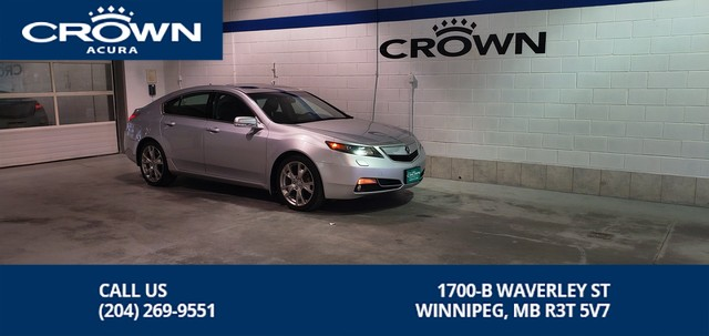 Pre-Owned 2012 Acura TL Elite SH-AWD **Navigation ** Cooled Seats **