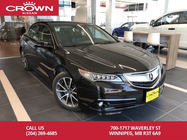 Pre-Owned 2017 Acura TLX ELITE SH-AWD *Bluetooth/Navigation*