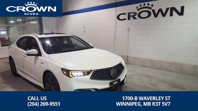 Pre-Owned 2019 Acura TLX A-Spec Elite SH-AWD **Executive Demo** Save Thousands Off New**