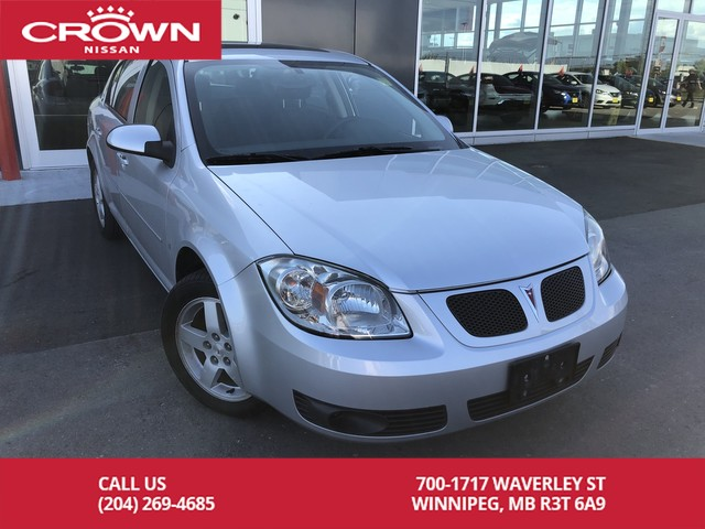 Pre Owned Factory >> Pre Owned 2009 Pontiac G5 Podium Edition Low Kms Bluetooth Factory Remote Starter Fwd Sedan