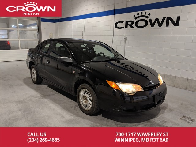 Pre-Owned 2006 Saturn Ion Quad Coupe Ion.2 Midlevel *Great on gas*