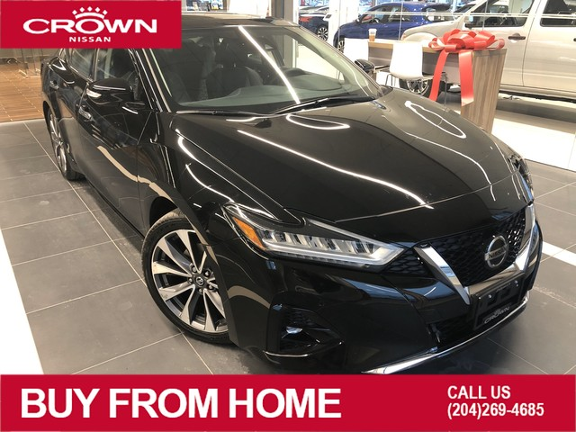 New 2019 Nissan Maxima Platinum Sedan