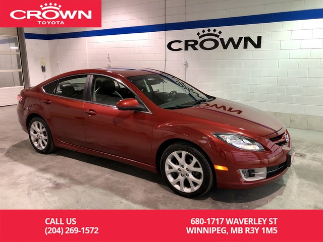 Pre-Owned 2009 Mazda6 Touring / One Owner / Low Kms / Leather