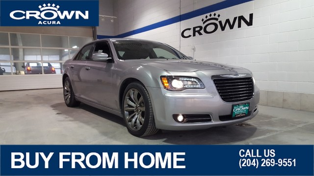 Pre-Owned 2014 Chrysler 300 S **Beats By Dre Sound System** **Panoramic Sunroof**