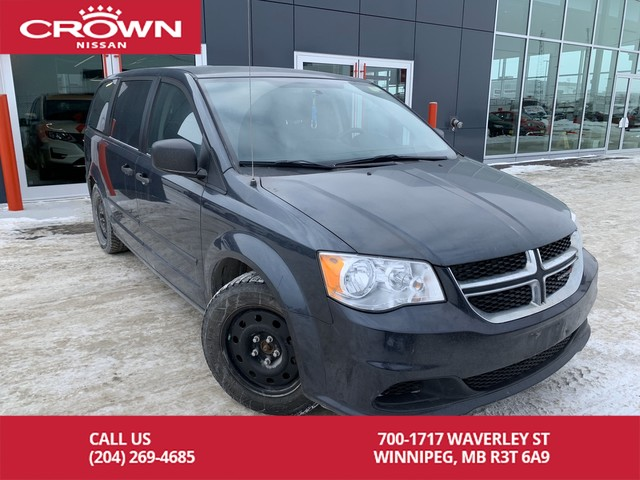 Pre-Owned 2014 Dodge Grand Caravan SE *ACCIDENT FREE*