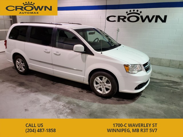 Pre-Owned 2017 Dodge Grand Caravan Crew W/Stow and Go
