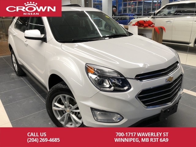 Pre-Owned 2017 Chevrolet Equinox 1LT AWD *Backup Camera/Heated Seats/Remote Start*