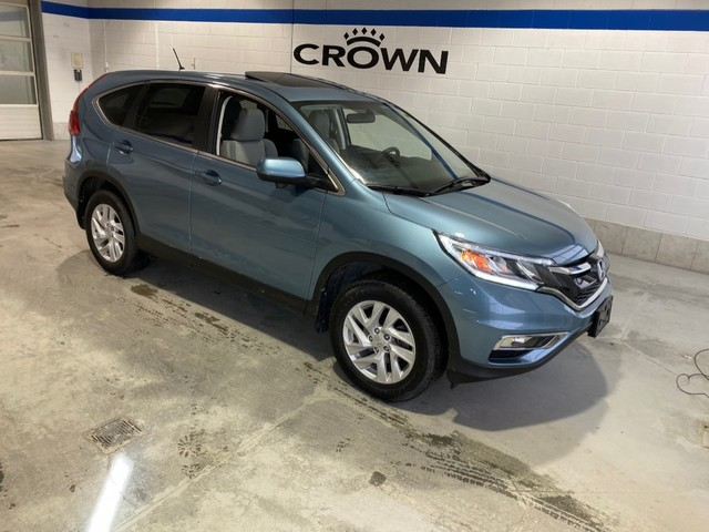 Certified Pre-Owned 2016 Honda CR-V Certified / EX / Heated seats / 7 year warranty