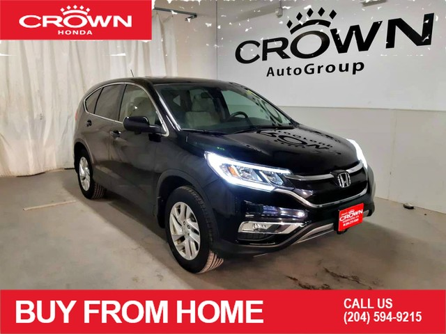 Pre-Owned 2015 Honda CR-V AWD 5dr EX/ one owner/ back up camera/ sunroof/ econ mode/ heated seats