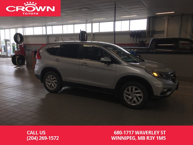 Pre-Owned 2016 Honda CR-V EX AWD / Lease Return / Manitoba Vehicle / Highway Kms / Great Condition