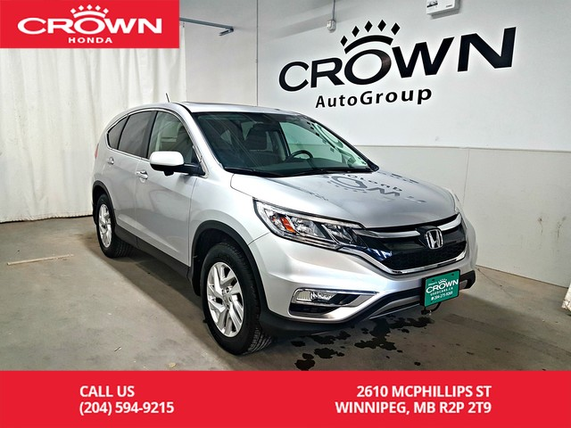 Pre-Owned 2016 Honda CR-V AWD 5dr EX-L/***24th ANNUAL VICTORIA DAY SALE***/ACCIDENT-FREE HISTORY/ ONE OWNER/LOW KMS/ PUSH START/HEATED SEATS/SUNROOF/BACK UP CAMERA