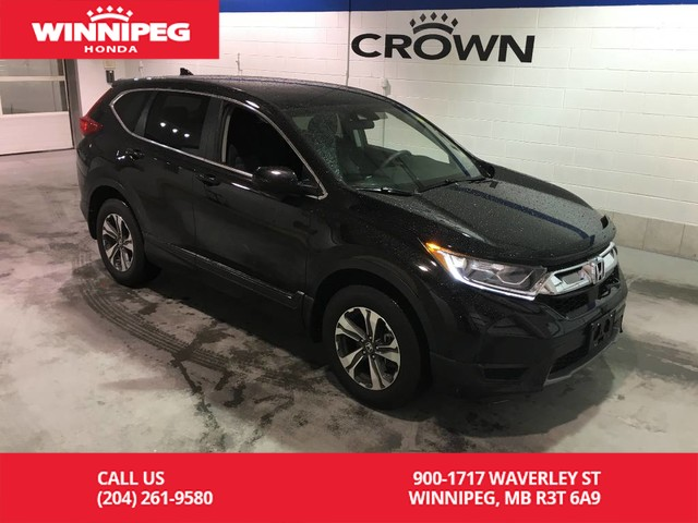 Pre-Owned 2017 Honda CR-V Certified/LX/Heated seats/Bluetooth/