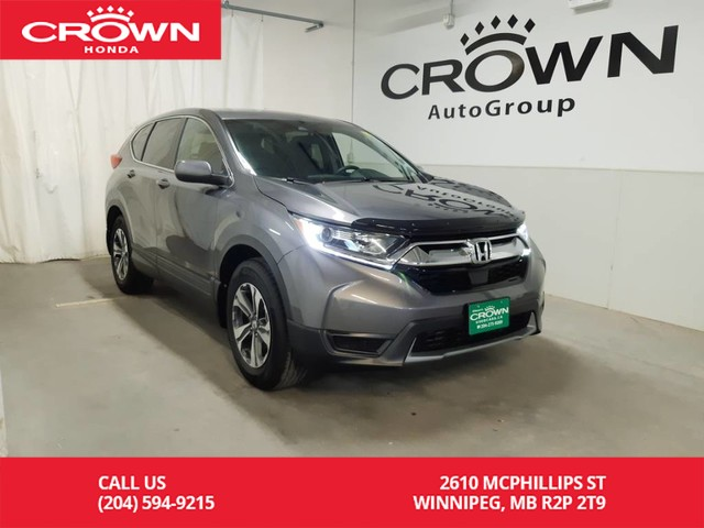 Pre-Owned 2018 Honda CR-V LX/AWD/LOW KMS/NO ACCIDENTS/ONE OWNER/ BLUETOOTH/BACK UP CAM/LANE ASSIST/ECON MODE