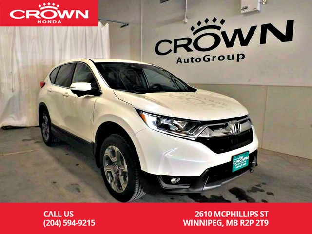 Pre-Owned 2017 Honda CR-V EX/***24th ANNUAL VICTORIA DAY SALE***/awd/one owner lease return/low kms/sunrrof/back up camera/push start