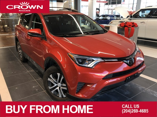 Pre-Owned 2017 Toyota RAV4 LE AWD *Heated Seats/Backup Camera*