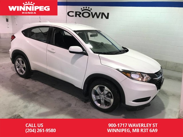 Pre-Owned 2018 Honda HR-V LX/CVT/Bluetooth/Rear view camera/Magic seats