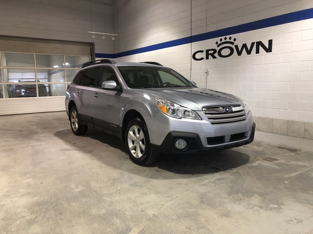 Pre-Owned 2014 Subaru Outback Convenience AWD **Heated Seats** Bluetooth**