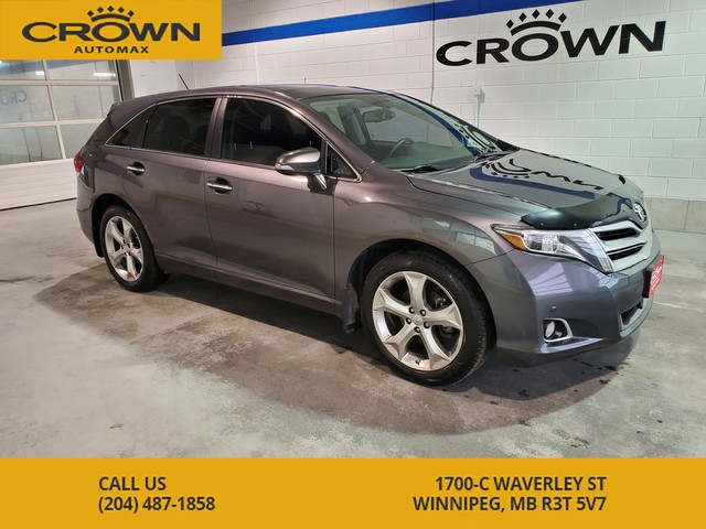 Pre-Owned 2016 Toyota Venza V6 AWD LIMITED