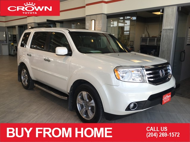 Pre-Owned 2014 Honda Pilot EX-L | One Owner | Local Trade | Leather