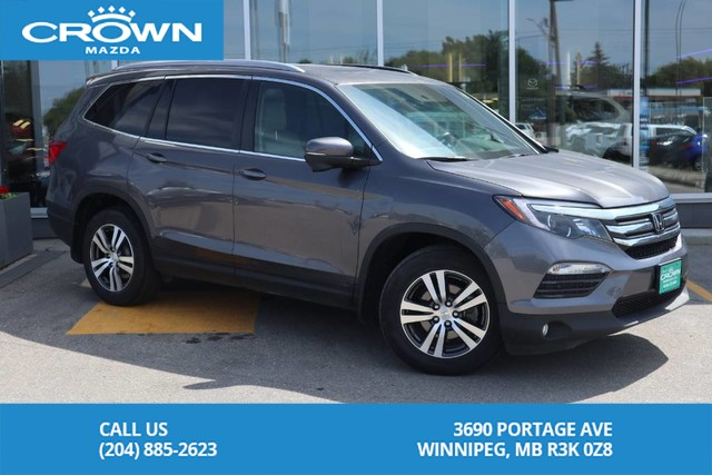 Pre-Owned 2017 Honda Pilot EX-L w/Navi **Lease Return**