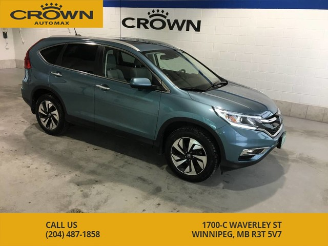 Pre-Owned 2016 Honda CR-V AWD 5dr Touring