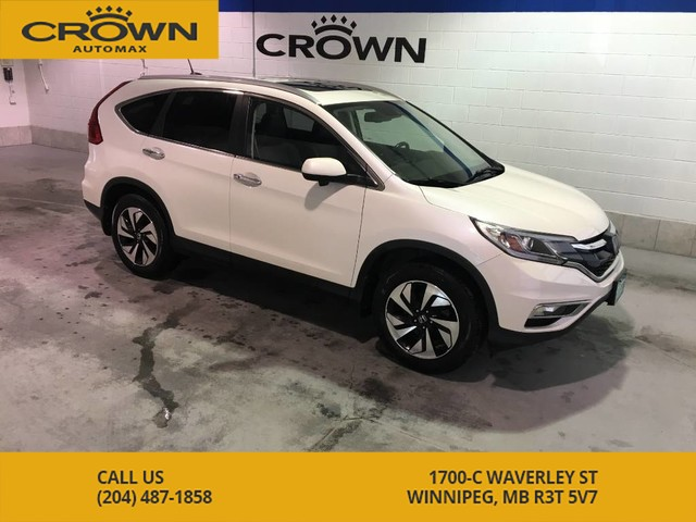 Pre-Owned 2015 Honda CR-V AWD Touring
