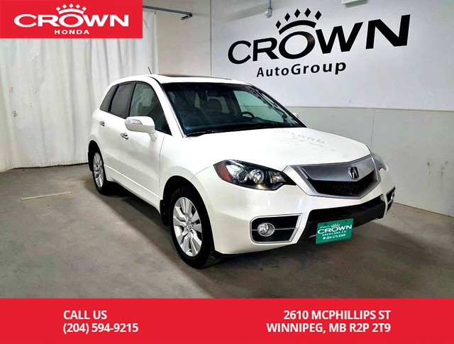 Pre-Owned 2010 Acura RDX Tech Pkg/***24th ANNUAL VICTORIA DAY SALE***/AWD/ACCIDENT-FREE/ NAVIGATION/BLUETOOTH/HEATED SEATS/POWER SUNROOF