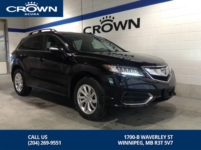 Pre-Owned 2018 Acura RDX Tech AWD **Lease Return** Low Kms ** Navigation**