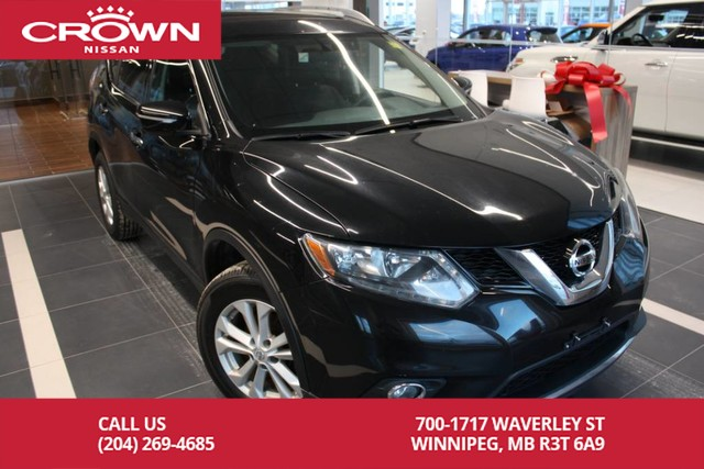 Pre-Owned 2015 Nissan Rogue SV AWD *Bluetooth/Backup Camera/Heated Seats*