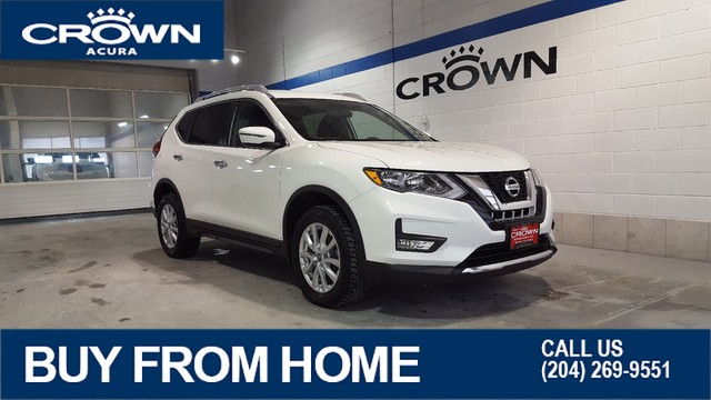 Pre-Owned 2017 Nissan Rogue SV AWD **Low Kms** Crown Original**