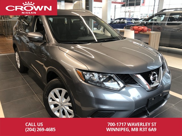 Pre-Owned 2015 Nissan Rogue S AWD *Bluetooth/Backup Camera*