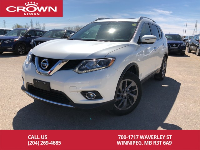 Pre-Owned 2016 Nissan Rogue SL *360 Camera/Bluetooth*