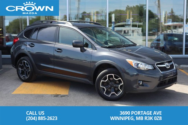 Pre-Owned 2014 Subaru XV Crosstrek 2.0i w/Sport Pkg **Accident Free**