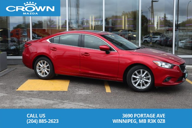 Pre-Owned 2014 Mazda6 GS **Accident Free/Serviced Here**