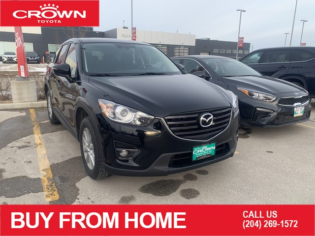 Pre-Owned 2016 Mazda CX-5 GS | Local Trade