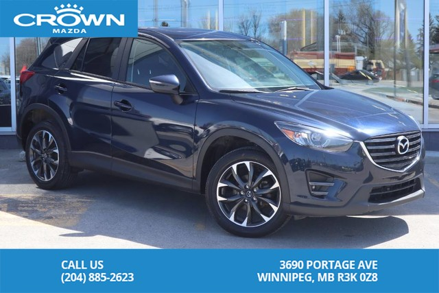 Pre-Owned 2016 Mazda CX-5 GT **No Accidents/ One Owner**