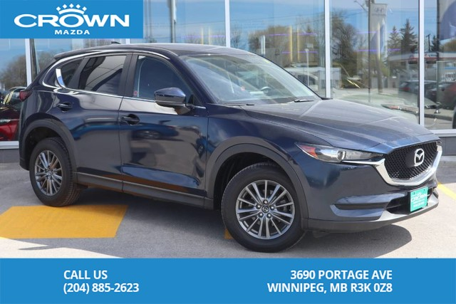 Pre-Owned 2017 Mazda CX-5 GX **Unlimited KM Warranty**