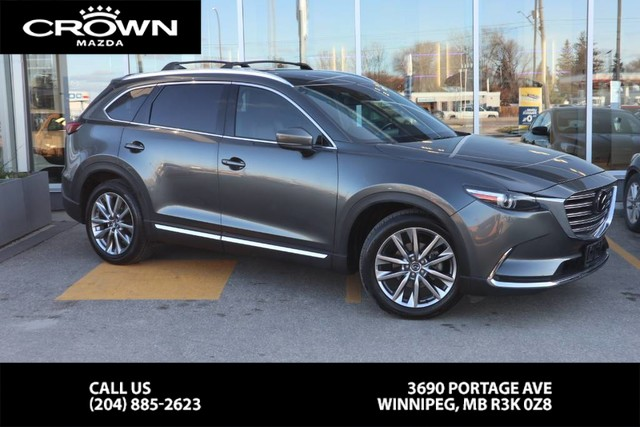 Pre-Owned 2017 Mazda CX-9 Signature **Bought Here/Serviced Here**