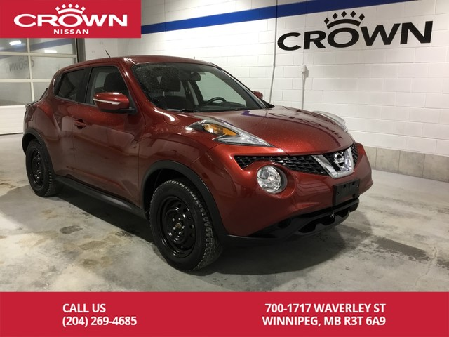 Pre-Owned 2016 Nissan JUKE SV **Certified Pre Owned/No Accidnts**