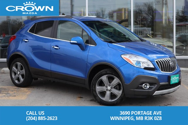 Pre-Owned 2014 Buick Encore **One Owner/Local Vehicle**