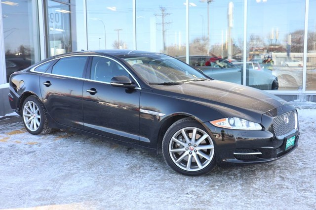 Pre-Owned 2014 Jaguar XJ XJL Portfolio AWD **Rare Car**
