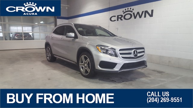 Pre-Owned 2015 Mercedes-Benz GLA GLA 250 AMG Appearance Package !! **Navigation** Panoramic Roof**