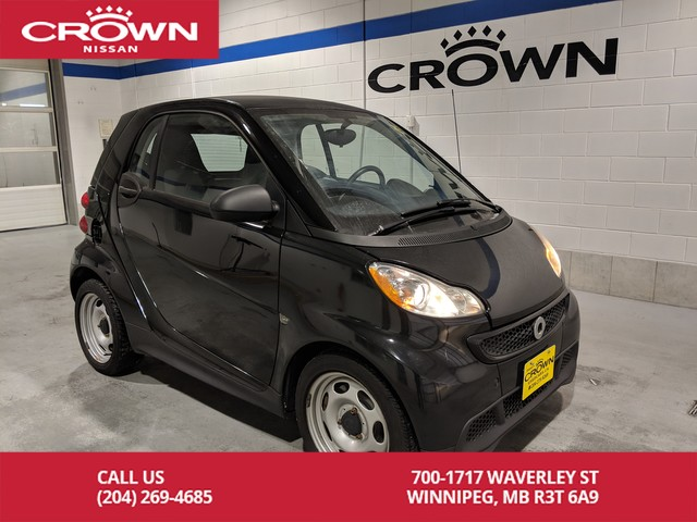 Pre-Owned 2013 smart fortwo Pure **Great On Fuel**
