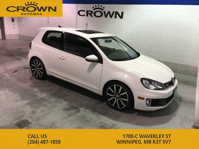 Pre-Owned 2013 Volkswagen Golf GTI DSG ** No Accidents ** DSG