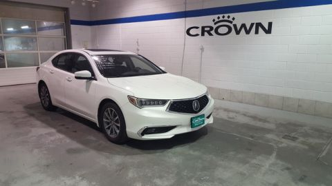 Certified Pre-Owned 2018 Acura TLX Elite All Wheel Steering **0.9% Finance Rate** No Charge Extended Warranty**