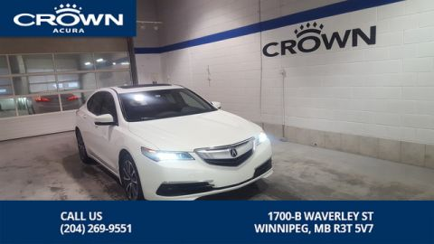 Certified Pre-Owned 2016 Acura TLX Tech SH-AWD **Remote Start Included** Lease Options Available**