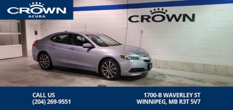 Pre-Owned 2015 Acura TLX Tech SH-AWD ** 0.9% Finance ** Navigation ** Acura Watch Sensing **