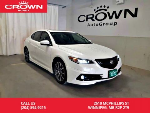 Pre-Owned 2017 Acura TLX V6 Tech/ACCIDENT-FREE HISTORY/navigation sys/heated steering wheel/heated seats/back up cam/push start