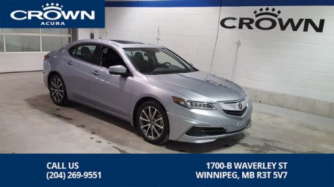 Certified Pre-Owned 2015 Acura TLX Tech SH-AWD **Includes 7 Year Certified Warranty** Lease Availab